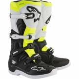 Alpinestars Motocross-Stiefel Tech 5 Schwarz Gr. 42 - 1