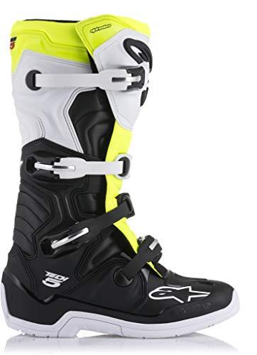 Alpinestars Motocross-Stiefel Tech 5 Schwarz Gr. 42 - 4