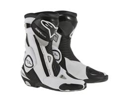 Alpinestars Stiefel SMX Plus, schwarz-weiß, 43 - 1