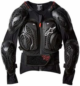 Alpinestars Youth Bionic Action Jacke, Jungen, schwarz/rot - 1