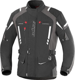 Büse Torino Pro Motorrad Textiljacke L Schwarz/Dunkelgrau - 1