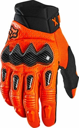 FOX Bomber Motocross Handschuhe Orange 3XL - 1