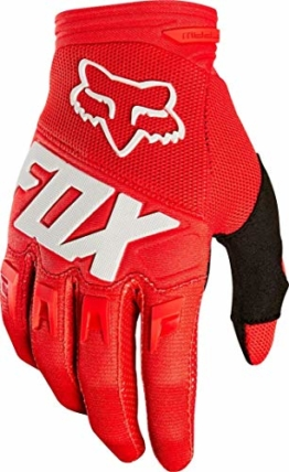 Fox Gloves Dirtpaw Red M - 1