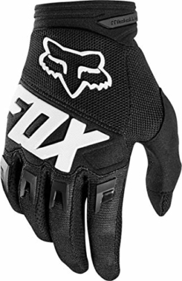 Fox Herren Dirtpaw Handschuhe, Black, M - 1