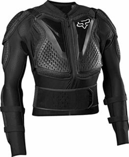 Fox Titan Sport Jacket Black - 1