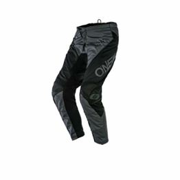 O'NEAL Element Racewear MX DH MTB Pant Hose lang grau/schwarz 2020 Oneal: Größe: 38 (54) - 1