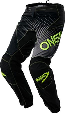 O'NEAL Element Racewear MX DH MTB Pant Hose lang schwarz/gelb 2018 Oneal: Größe: 38 (54) - 1