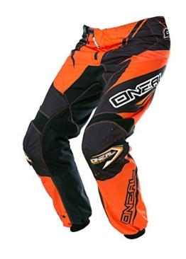 O'neal Element Youth MX DH Kinder MTB Pant Hose lang Racewear orange/schwarz 2017 Oneal: Größe: 22 (98-116) - 1