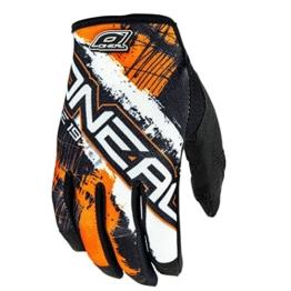 O'Neal Jump MX Handschuhe Shocker  M Schwarz/Orange - 1