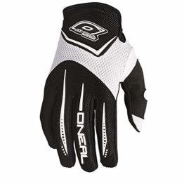 O'Neal Unisex Handschuhe Element, Weiß, Medium, 0399-2 - 1