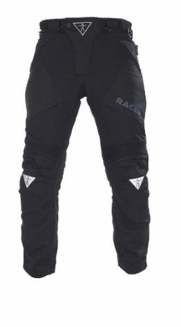 Racer Adventure Plus Textilhose, Schwarz, Größe 3XL - 1
