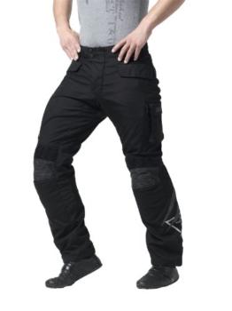 Racer Vero Textilhose, Schwarz, Größe 4XL - 1