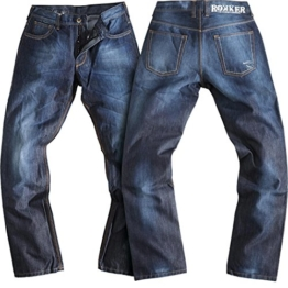 Rokker Revolution Wasserdichte Jeans - 1